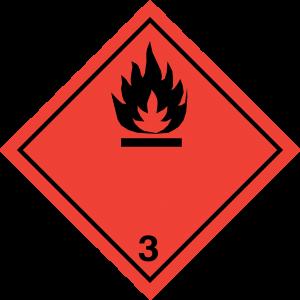 Brandfarliga Vatskor Svart